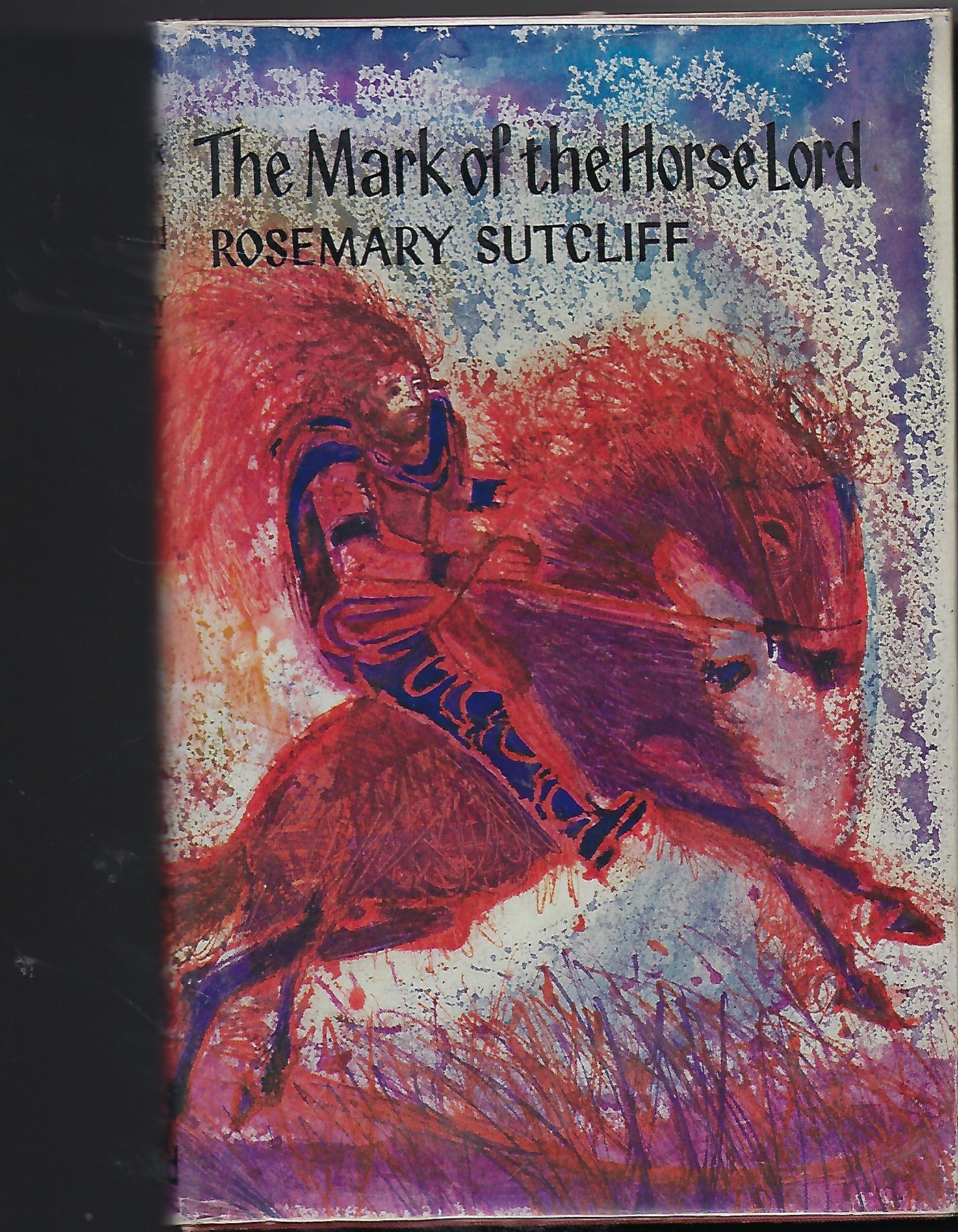 Image for The Mark of the Horse Lord