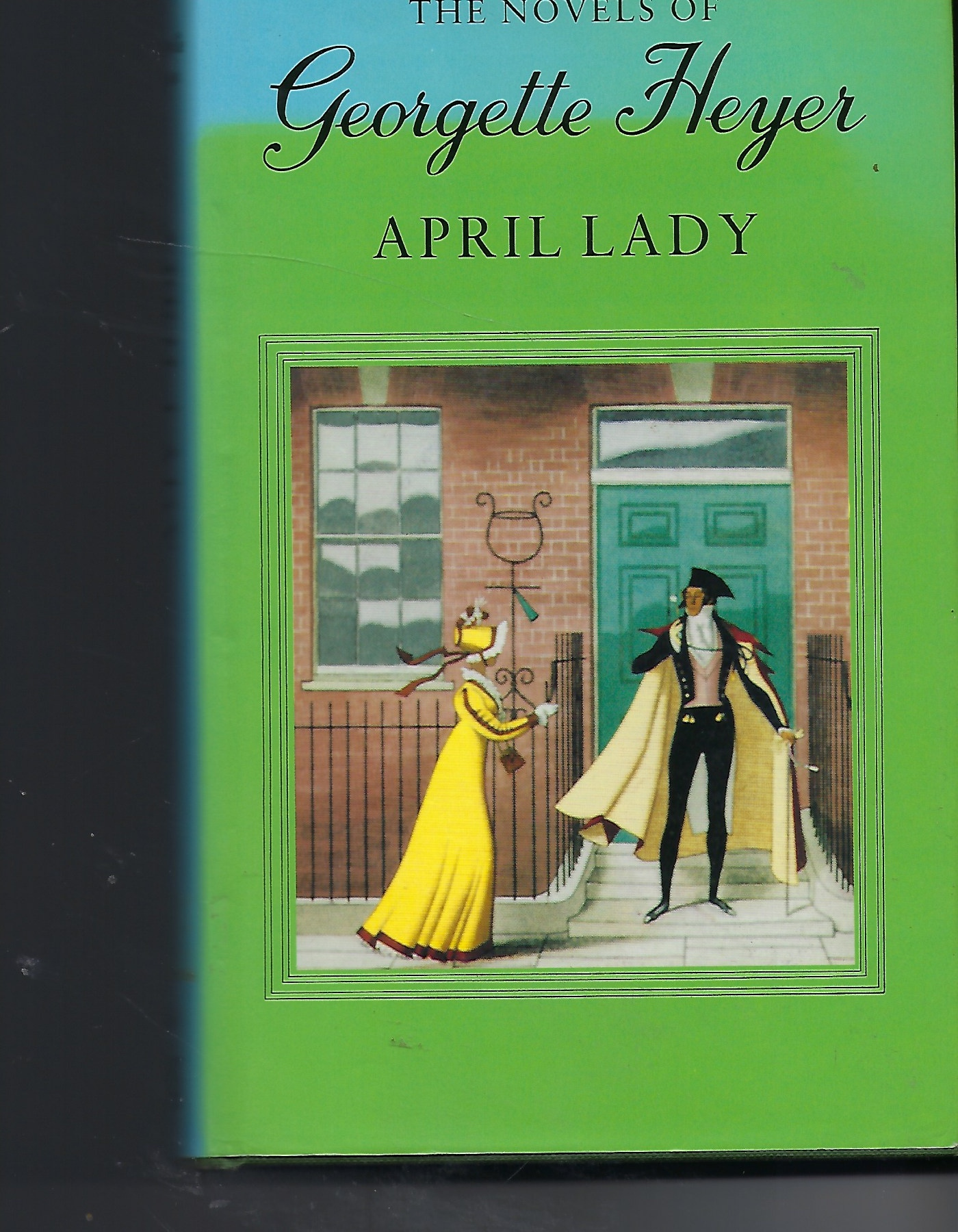Image for April Lady
