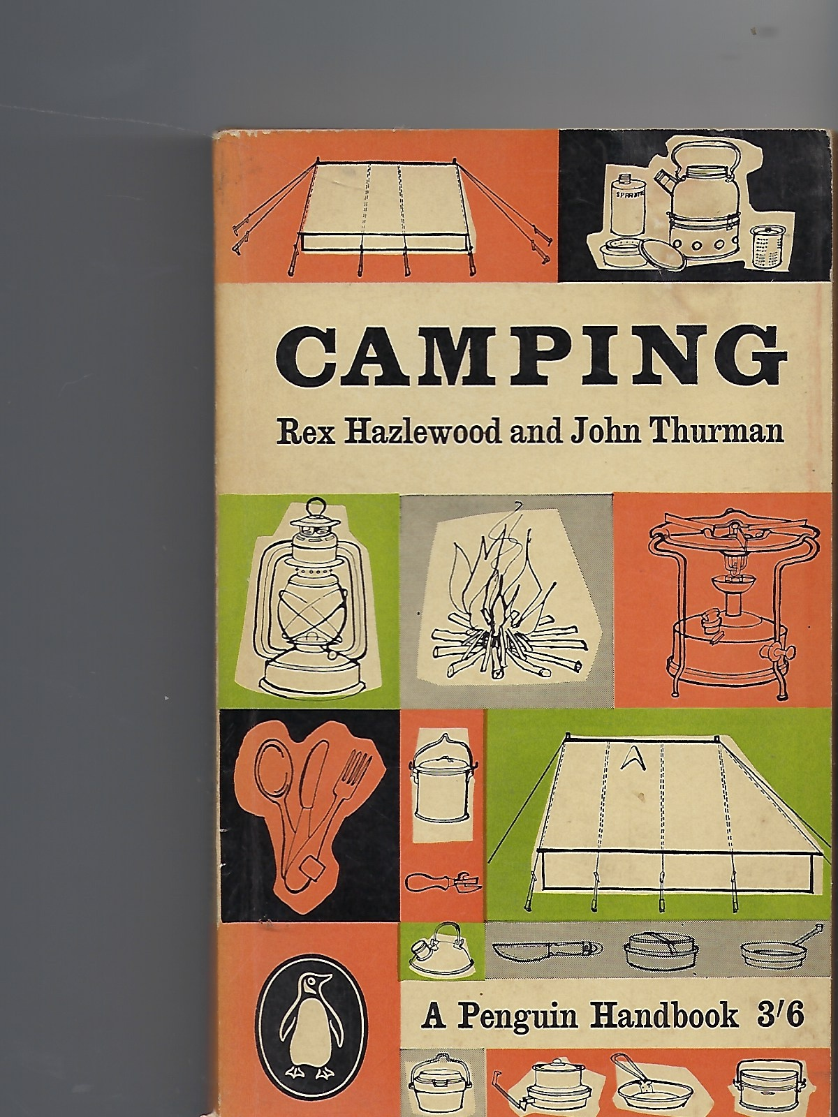 Image for Camping A Penguin Handbook