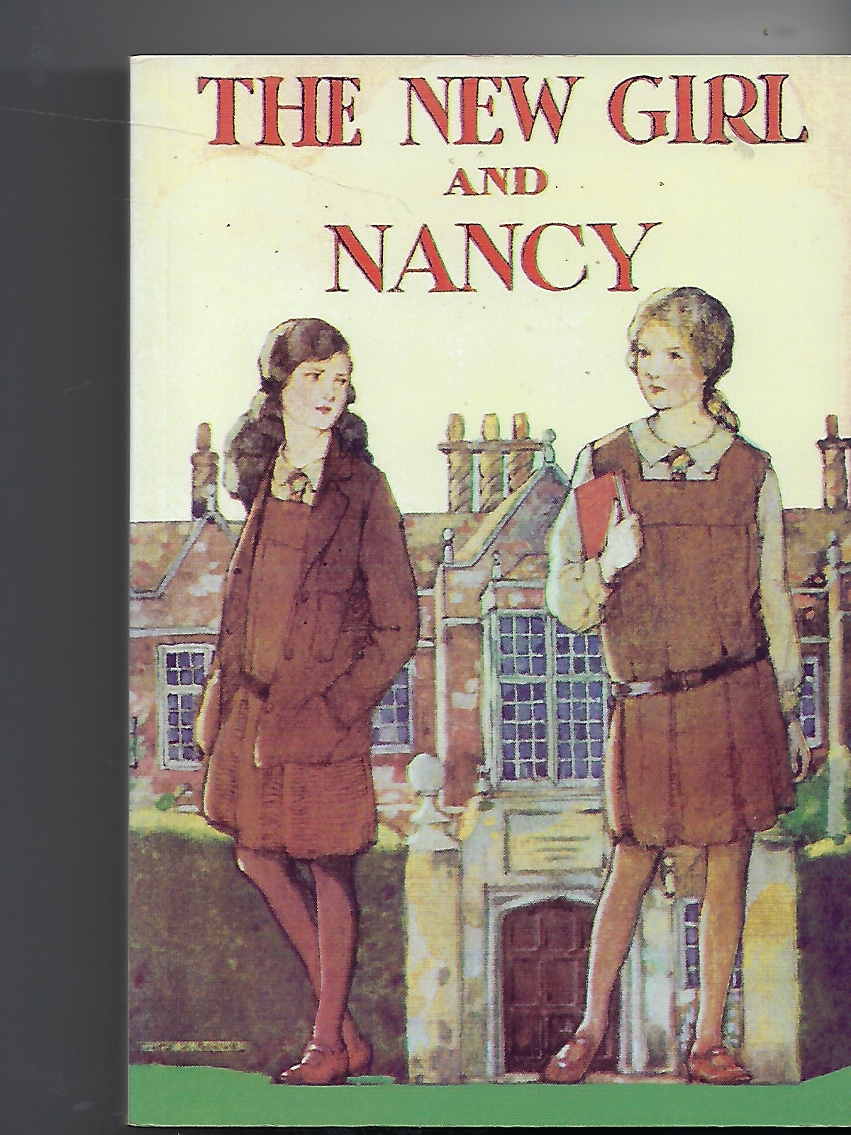 Image for The New Girl and Nancy