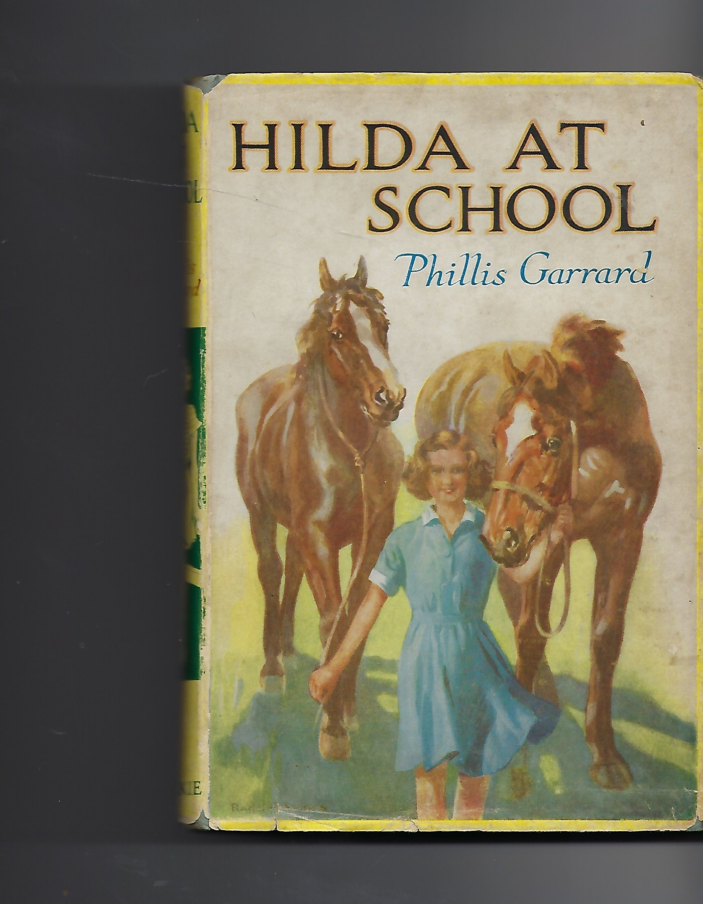 Image for Hilda At School A New Zealand Story
