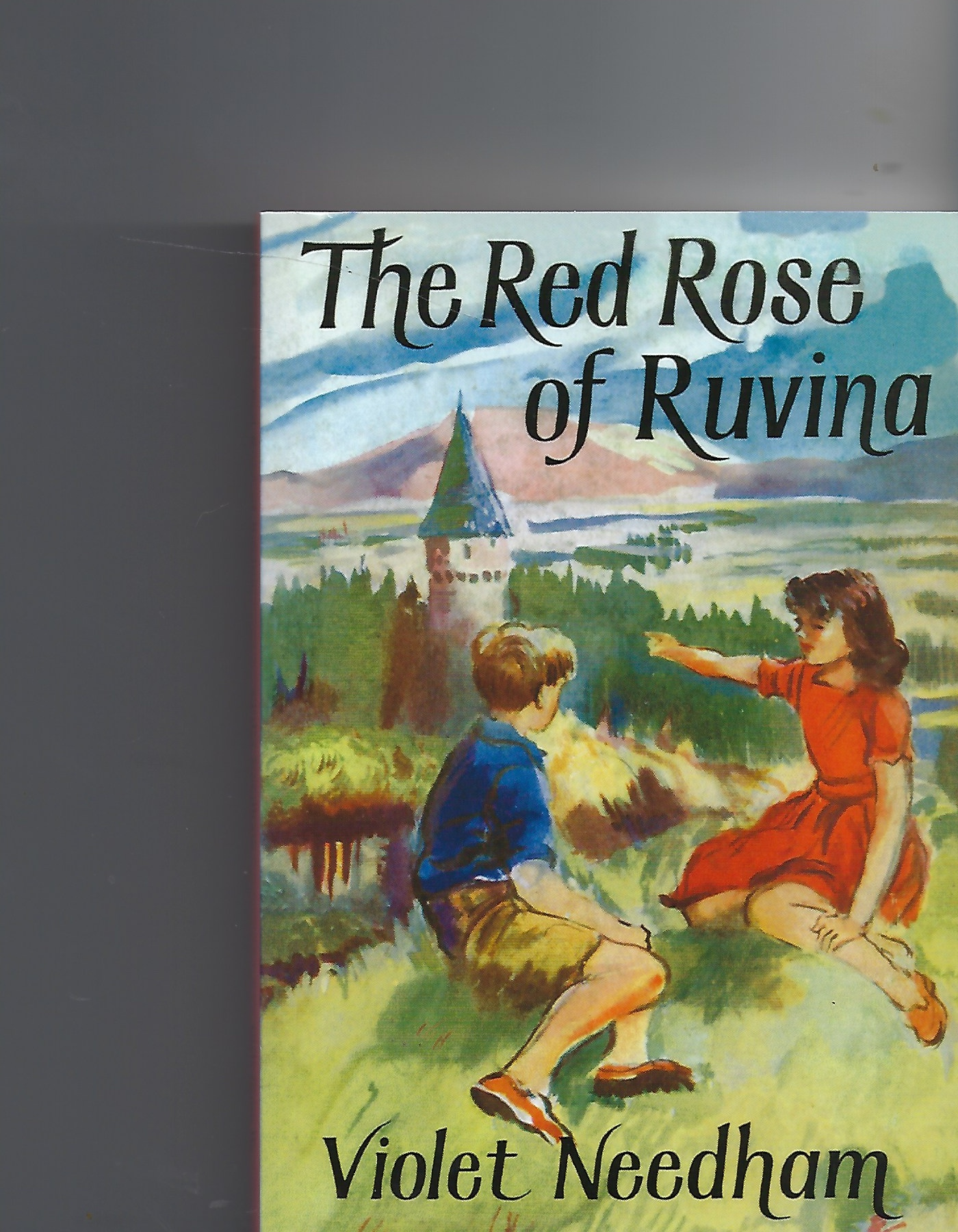 Image for The Red Rose of Ruvina