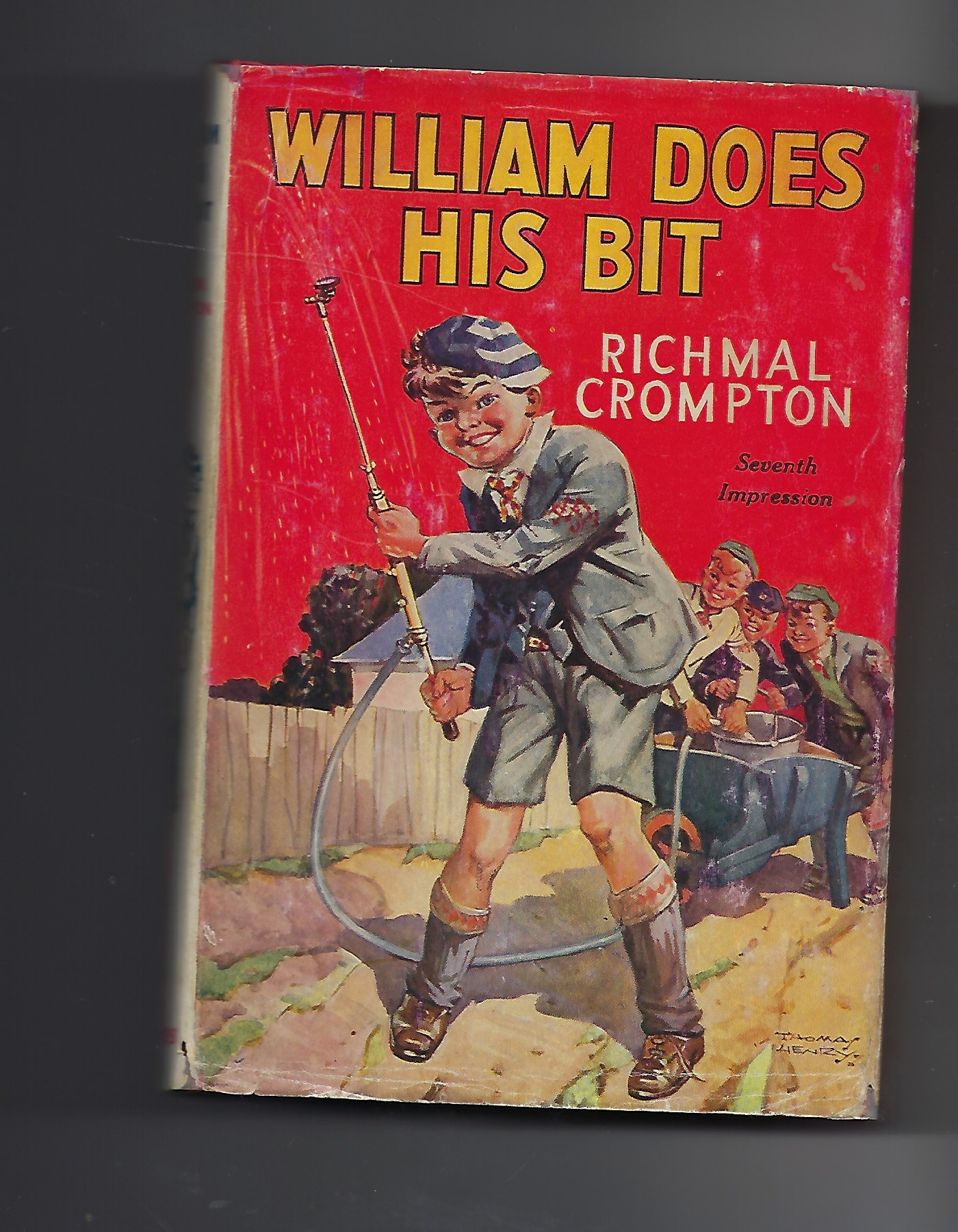 Image for William Does His Bit