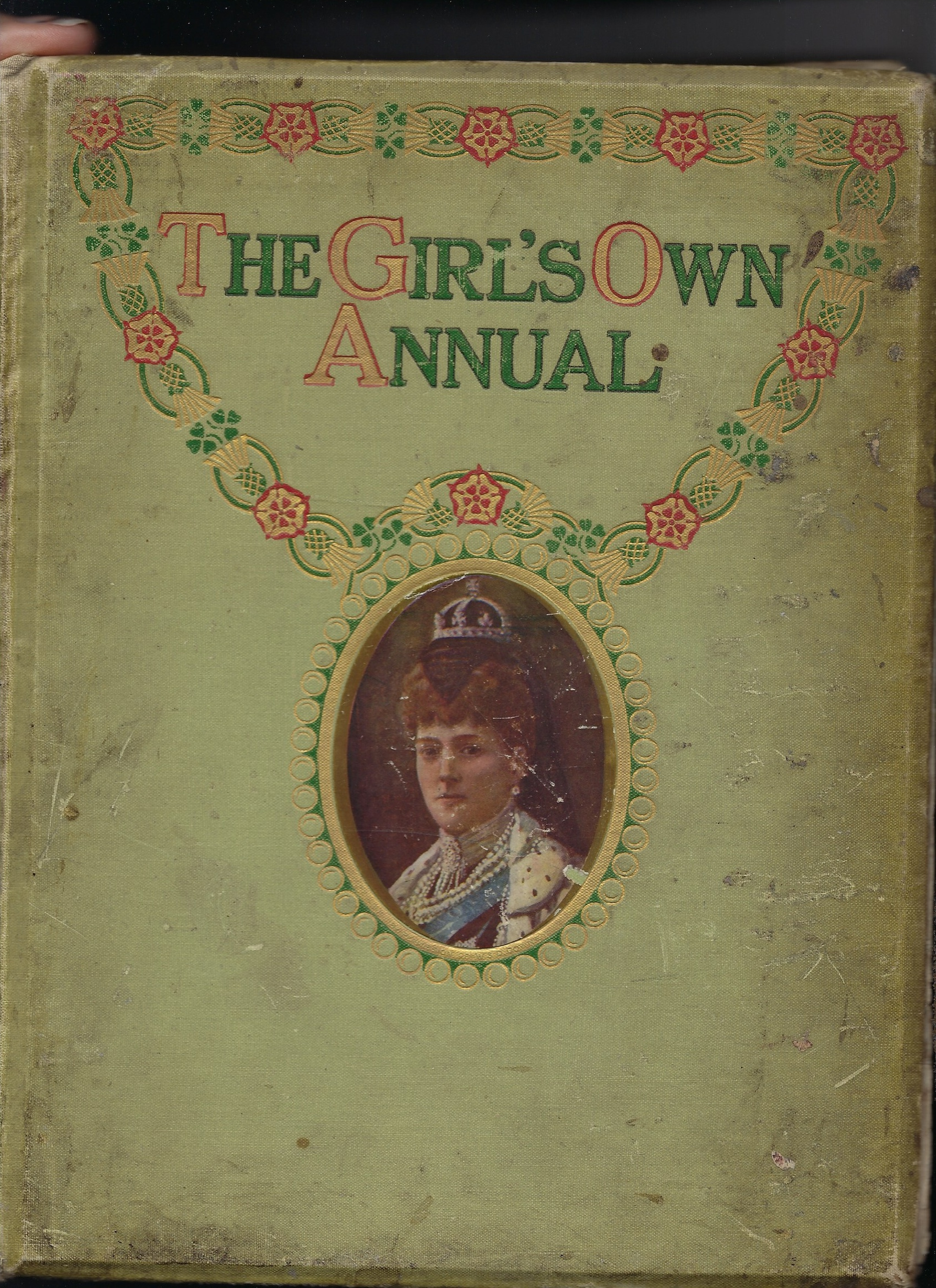 Image for The Girls Own Annual - 1900 - 1901, Vol. XXII - Includes a Houseful of Girls