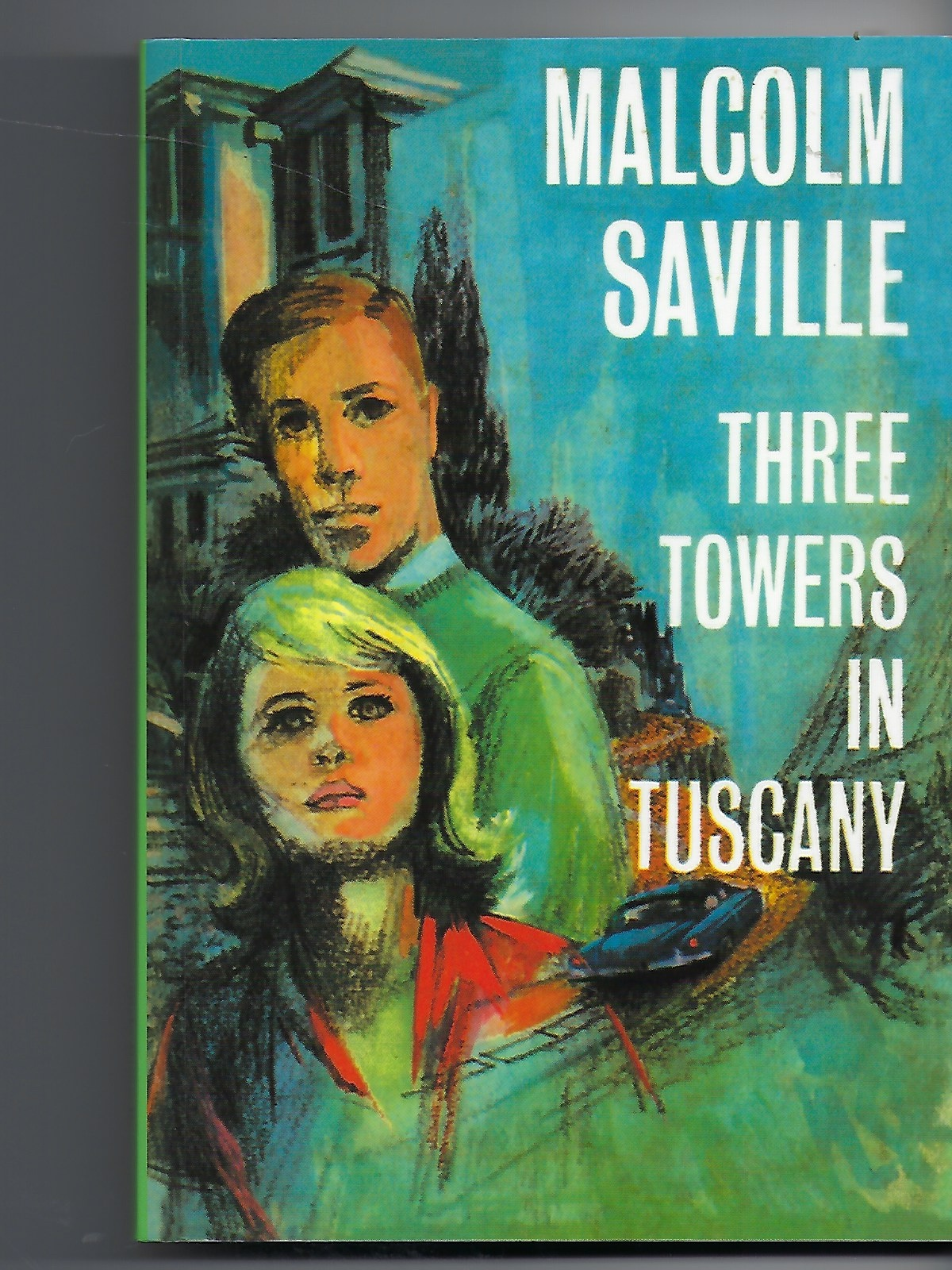 Image for Three Towers in Tuscany