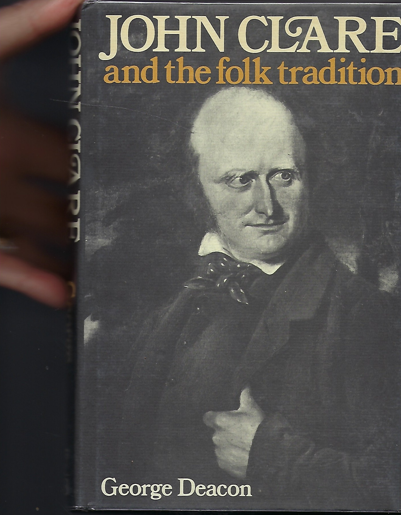 Image for John Clare and the Folk Tradition