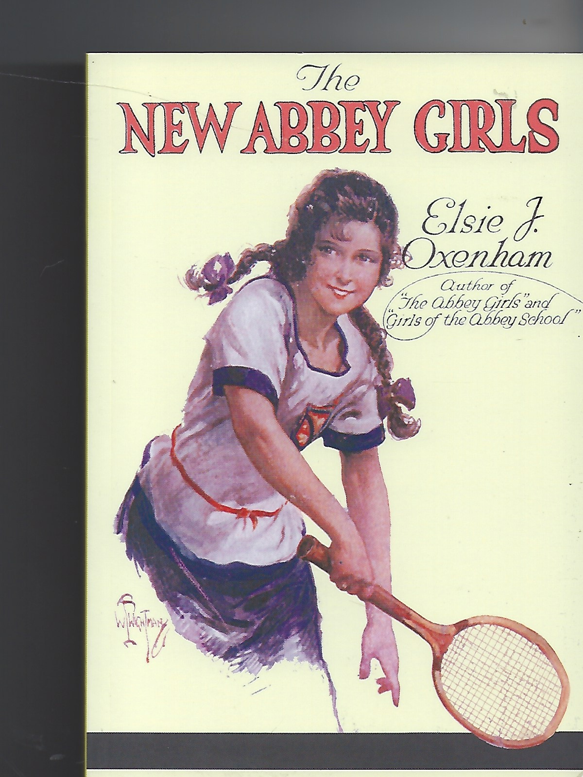 Image for The New Abbey Girls