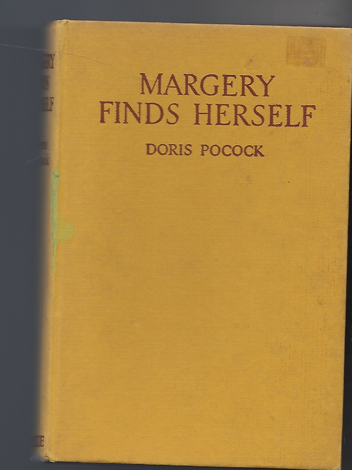 Image for Margery Finds Herself