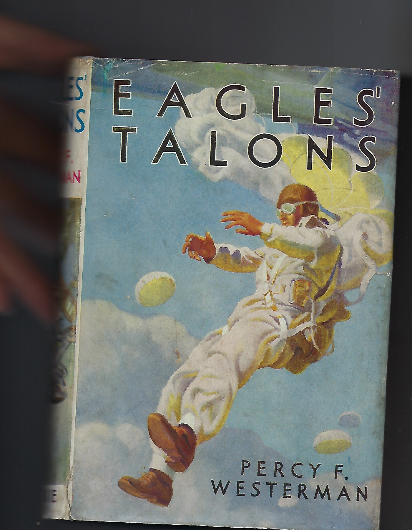 Image for Eagles' Talons