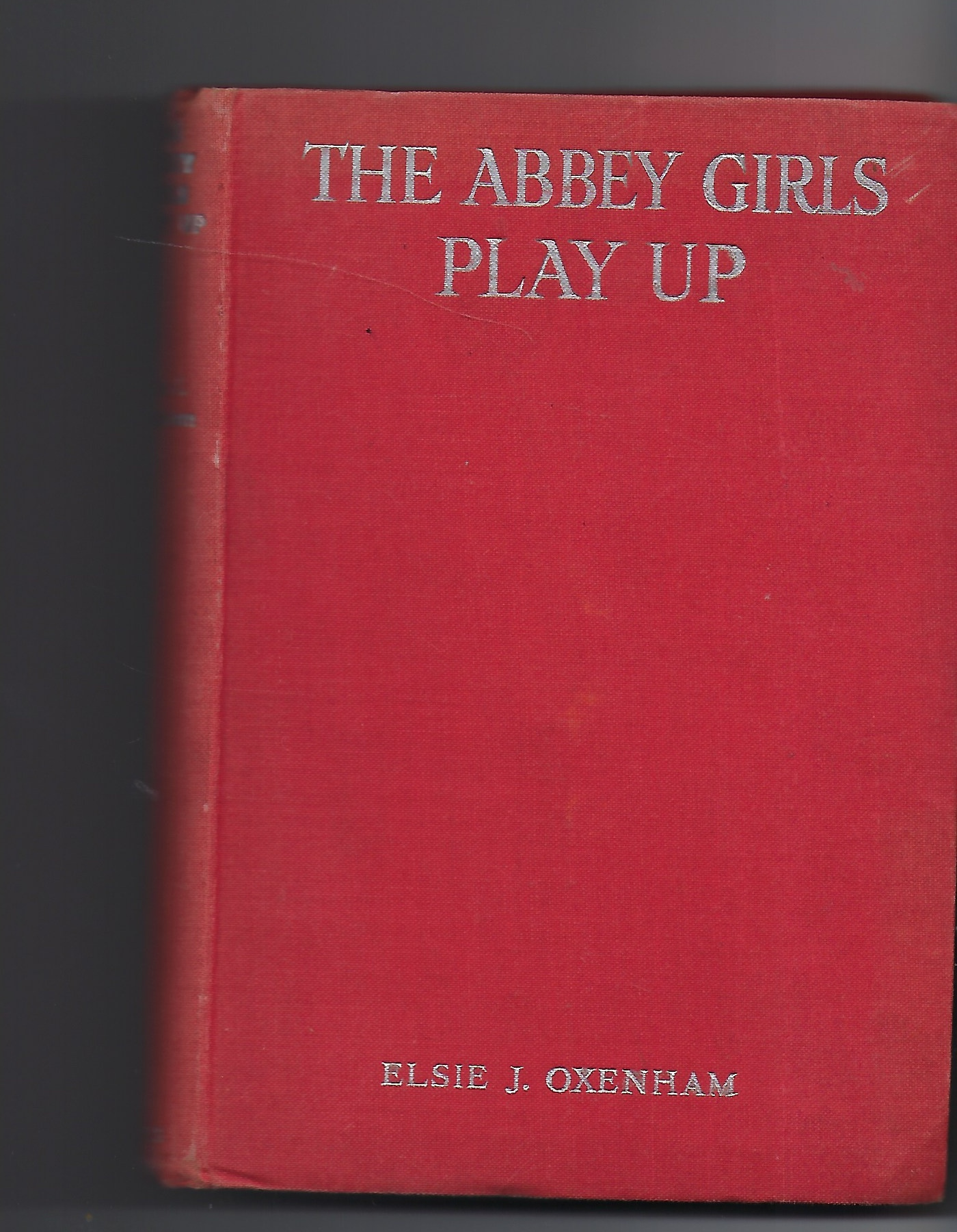 Image for The Abbey Girls Play Up