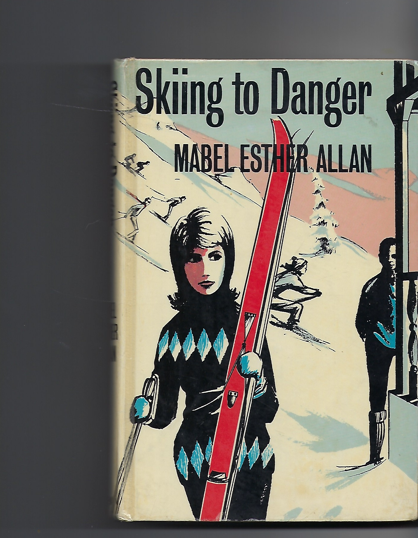 Image for Skiing to Danger