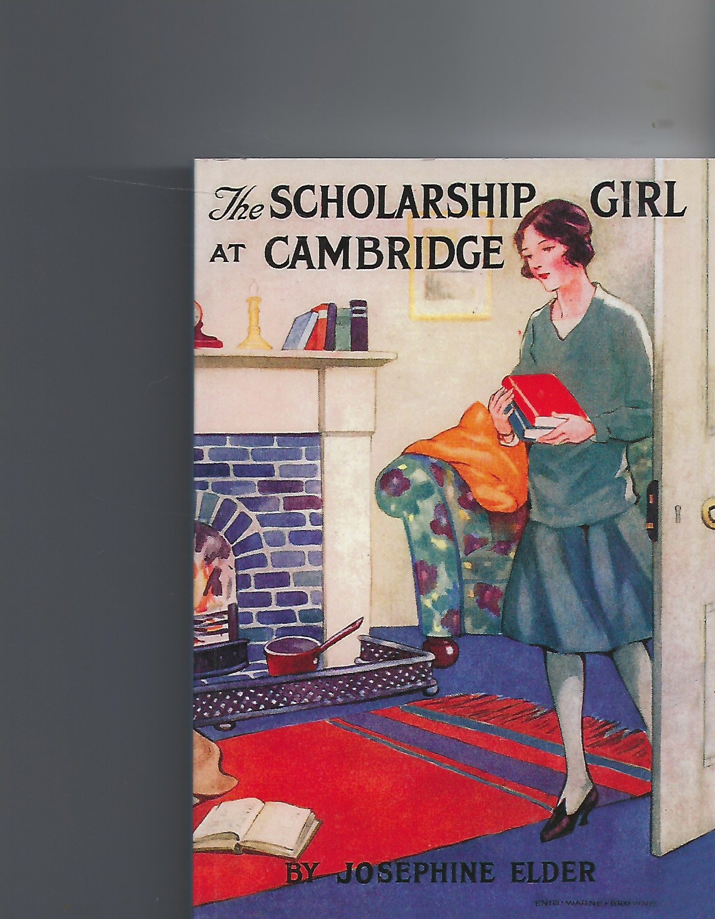 Image for The Scholarship Girl At Cambridge