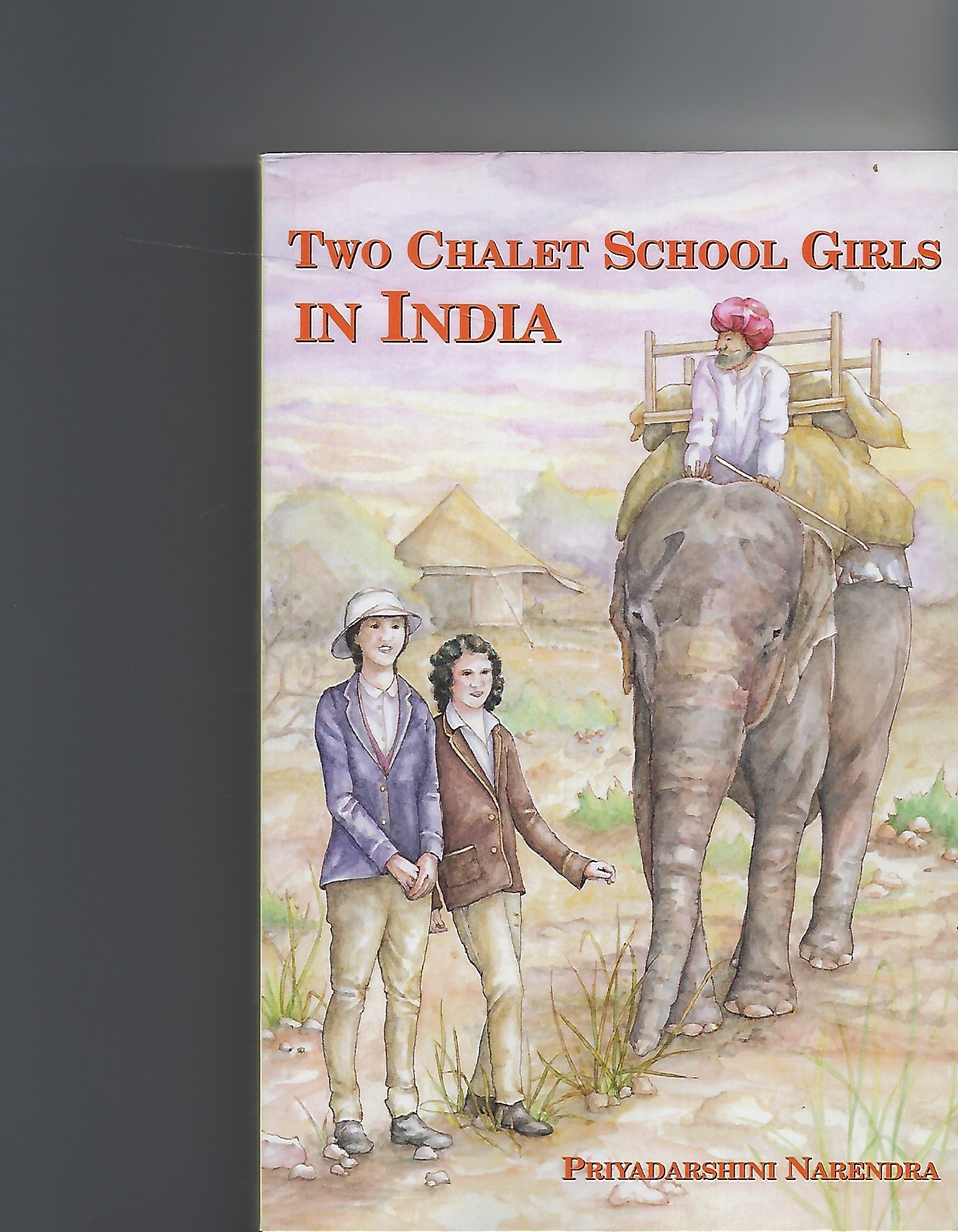 Image for Two Chalet School Girls in India