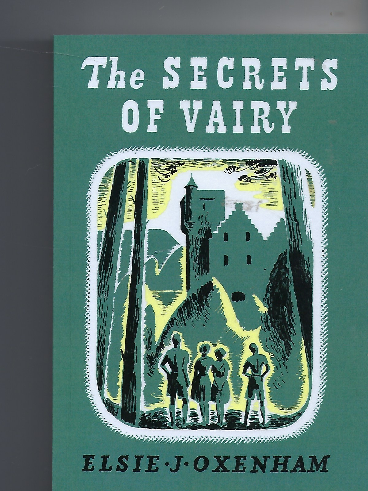 Image for The Secrets of Vairy