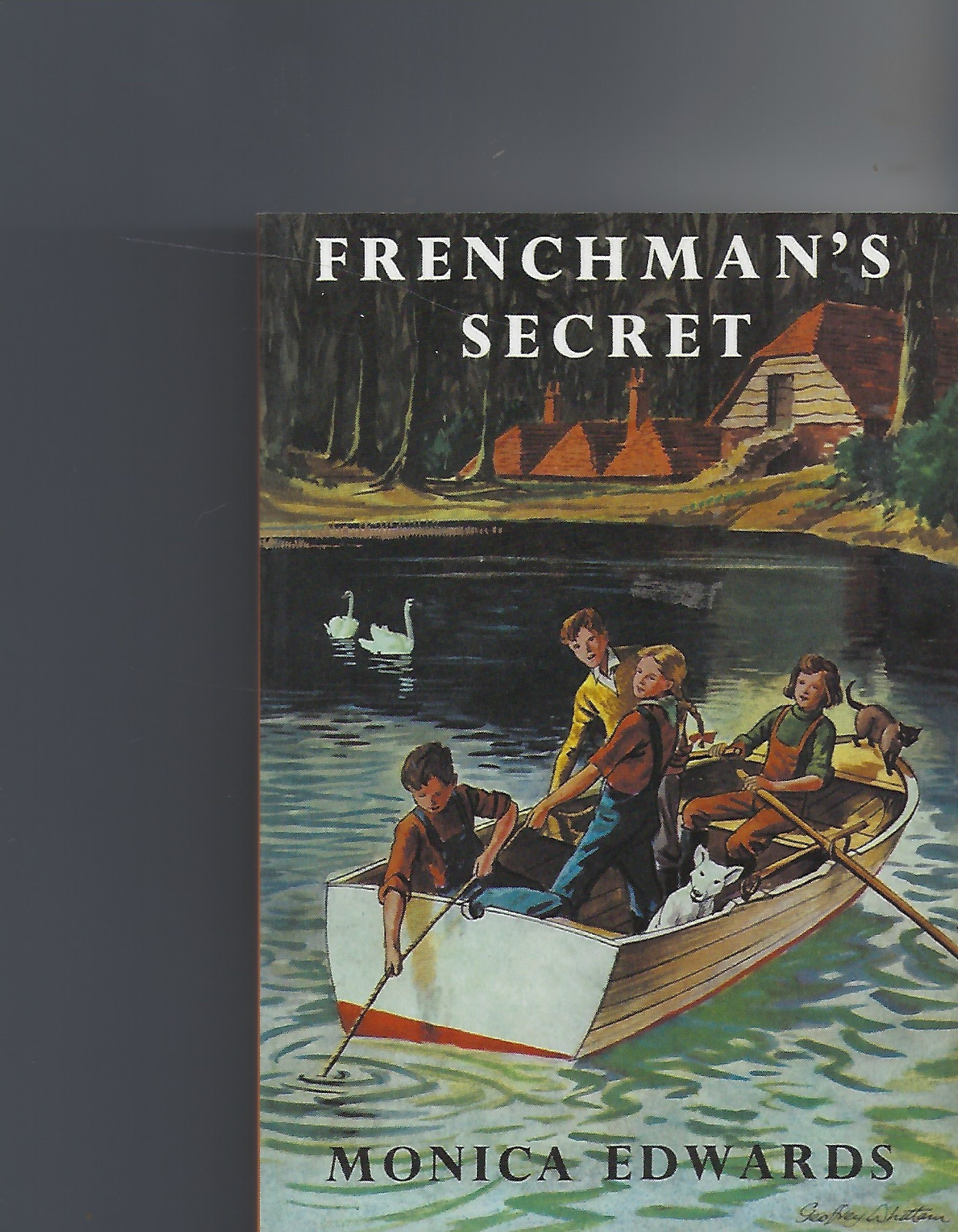 Image for Frenchman's Secret