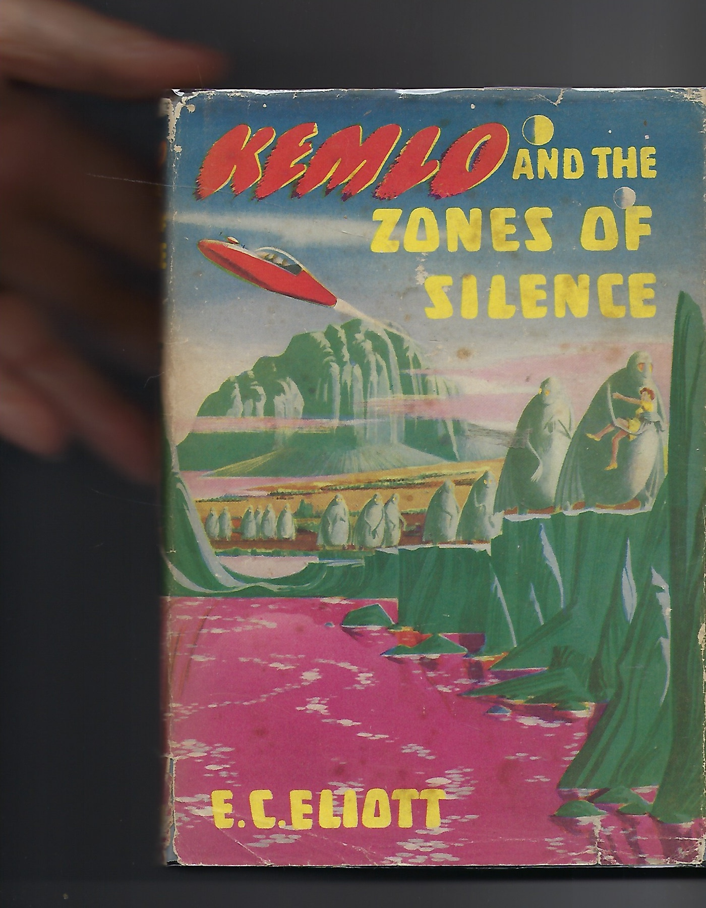 Image for Kemlo and the Zones of Silence