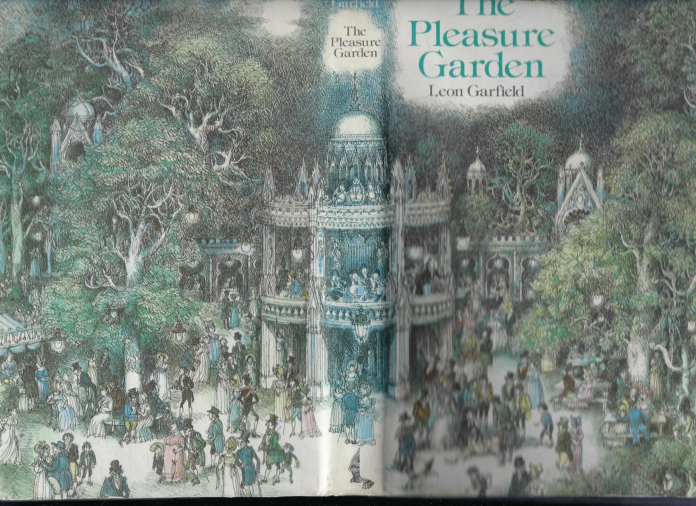 Image for The Pleasure Garden