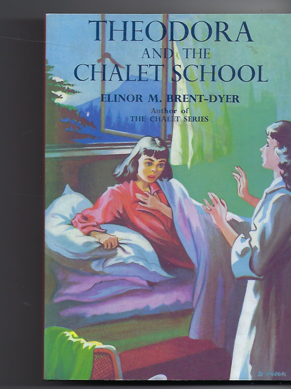 Image for Theodora and the Chalet School