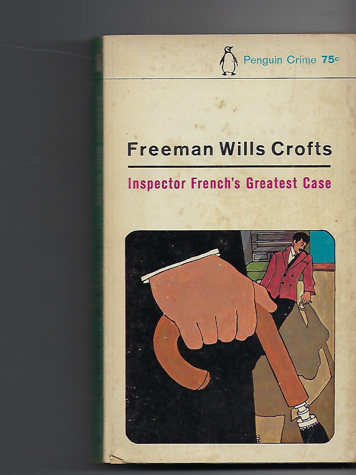 Image for Inspector French's Greatest Case