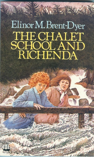 Image for The Chalet School and Richenda