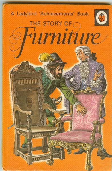 Image for The Story of Furniture